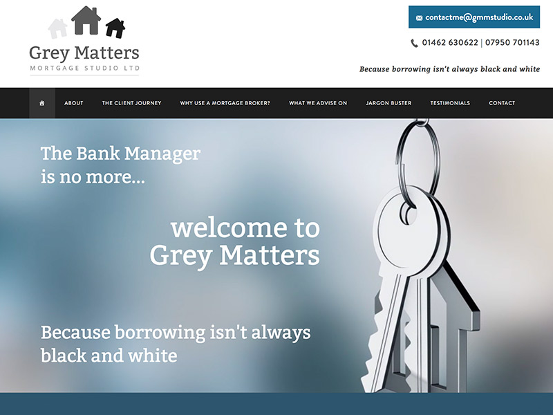 Grey Matters Mortgage Studio