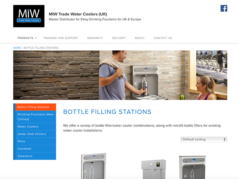 MIW Trade Water Coolers