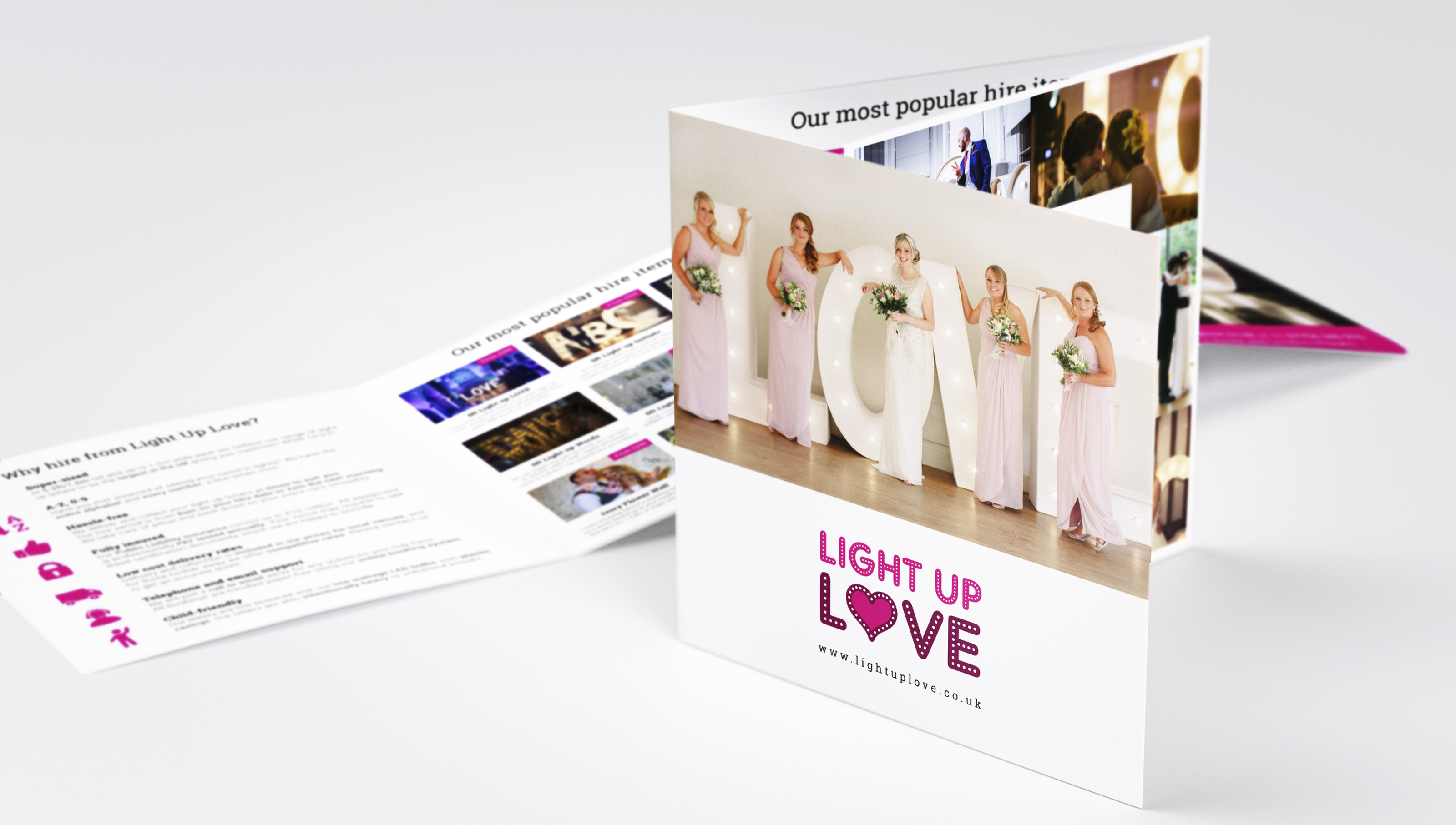 Light Up Love Marketing