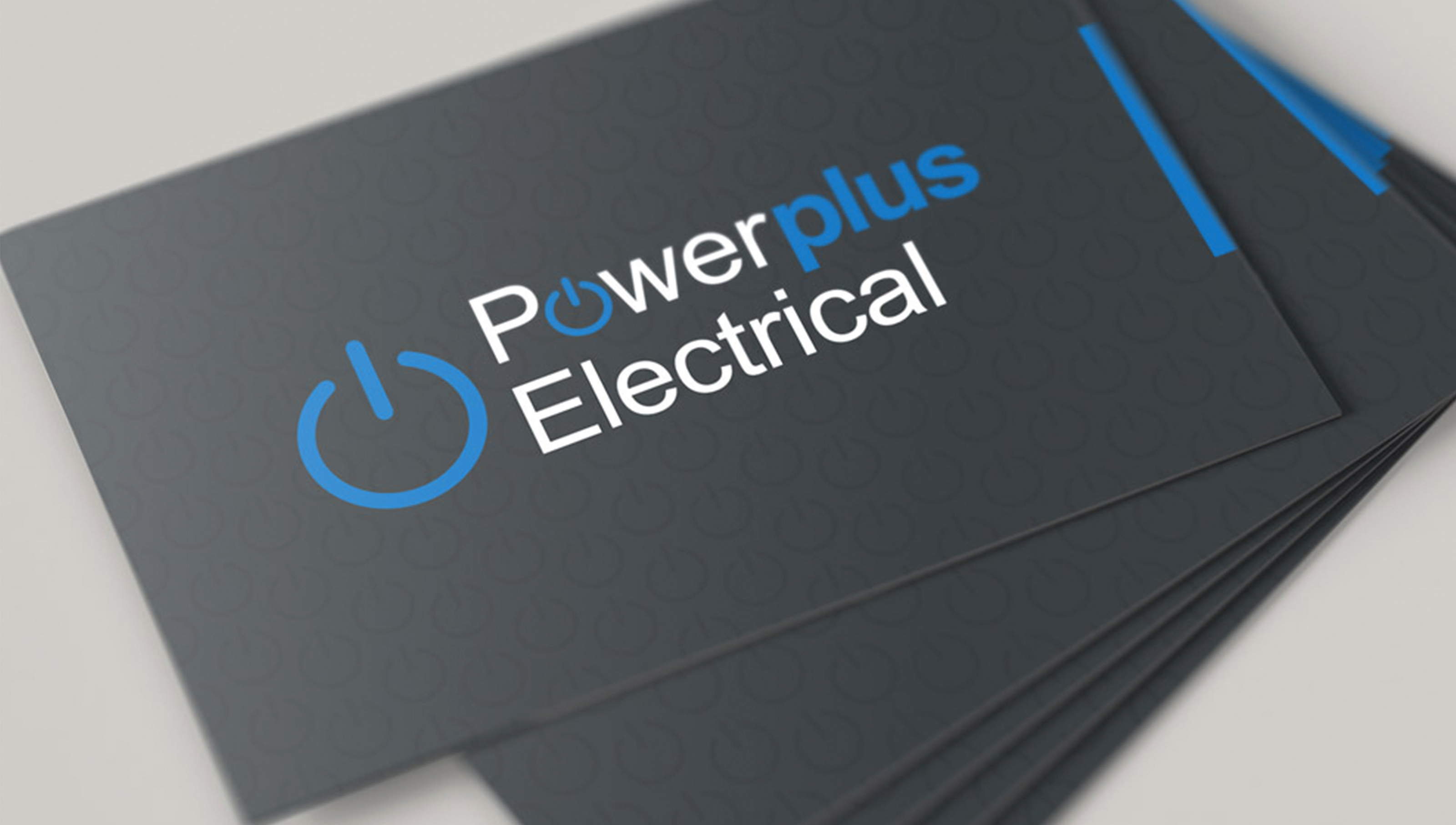 Powerplus Electrical Business Cards
